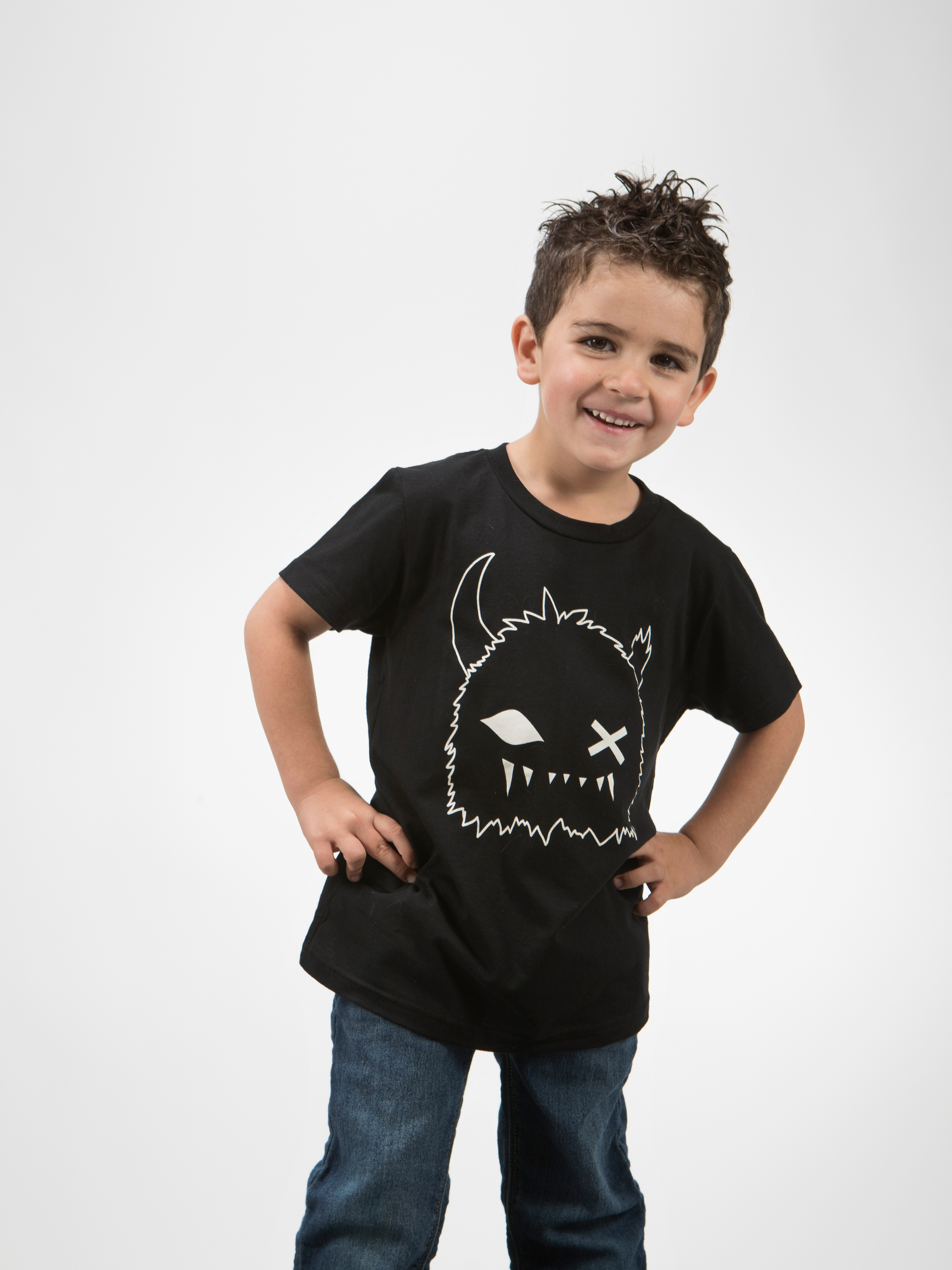 Meow Wolf Snaggy T Youth