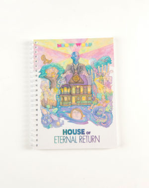 HoER Sketchbook - Meow Wolf
