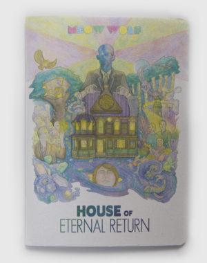 House of Eternal Return Sketchbook