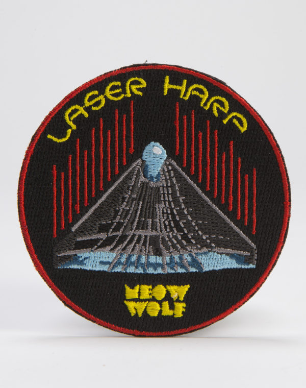 Laser Harp Patch
