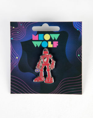 Meow Wolf - Robot Pin