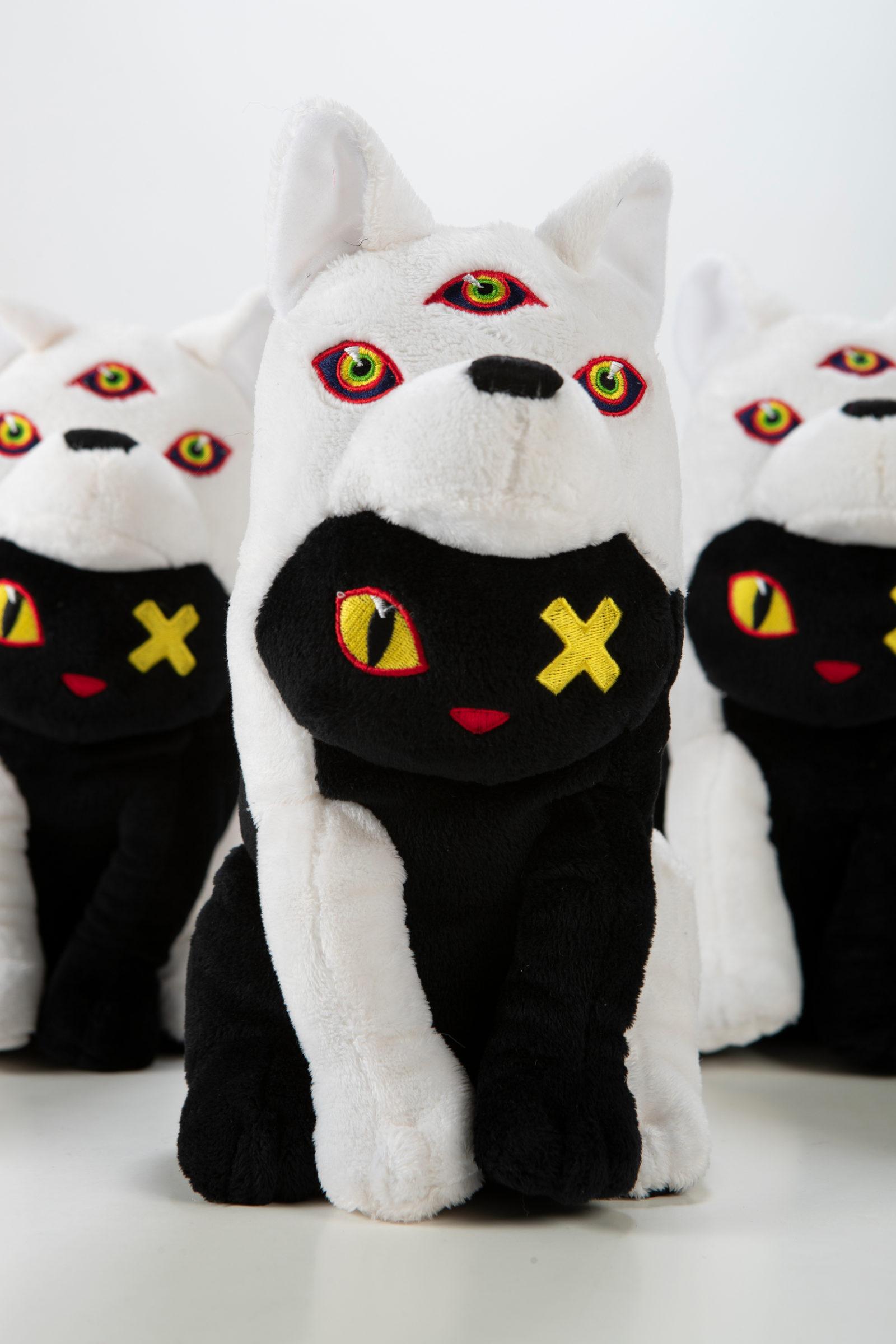 Meow Wolf Plushies