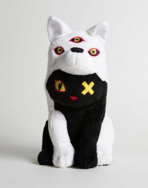 Meow Wolf Plush