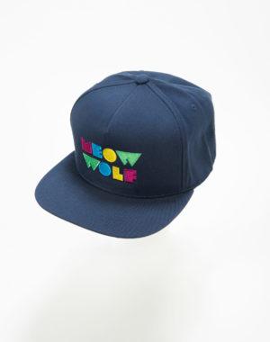 Meow Wolf Logo 5-Panel Snapback Hat