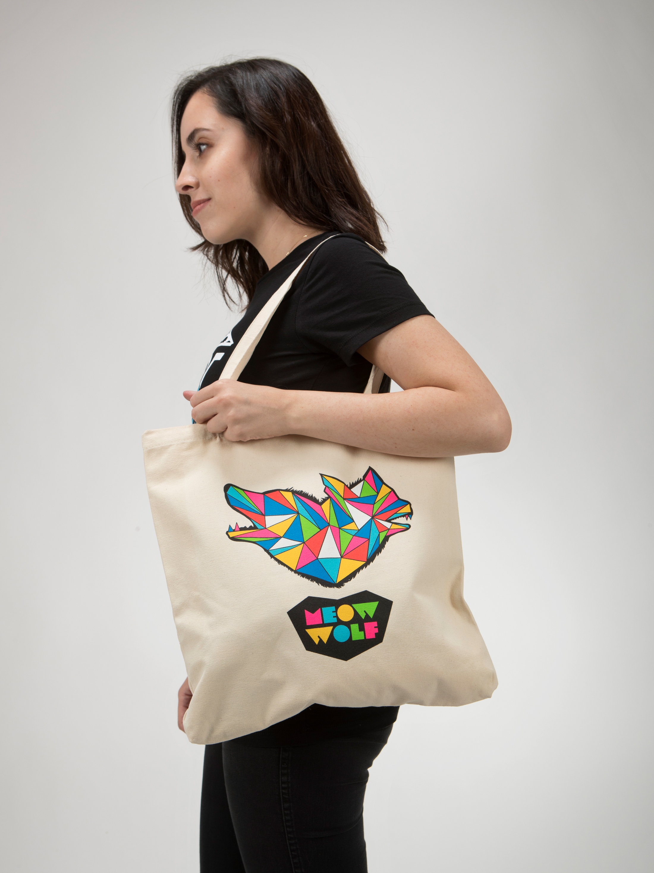 Meow Wolf Wilderness Tote
