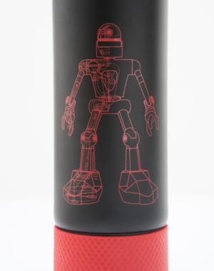 Robot Water Bottle