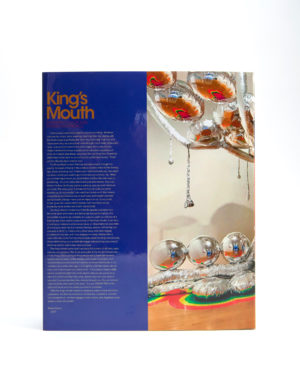 King's Mouth Book by Wayne Coyne (Flaming Lips)