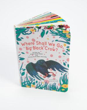 Where Shall We Go, Big Black Crow?