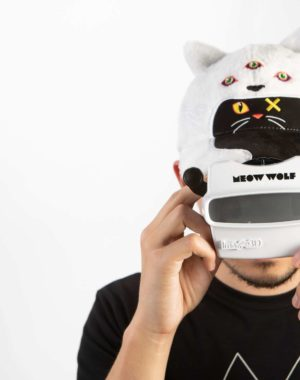 Vista Boss - Plush Cap - Meow Wolf