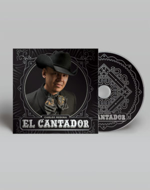 """Carlos Medina: El Cantador"" CD (DOWNLOAD ONLY)"