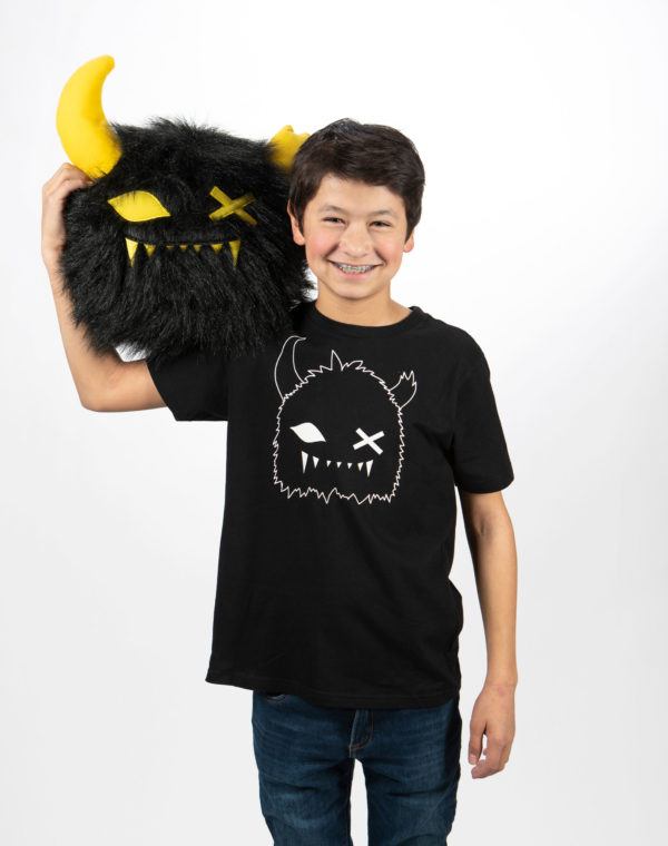 Snaggy Plush - Shirt - Youth - Meow Wolf