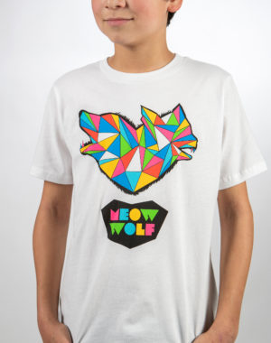 Wilderness Youth T-Shirt - Meow Wolf