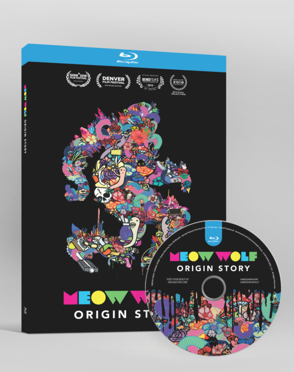 Meow Wolf: Origin Story Movie
