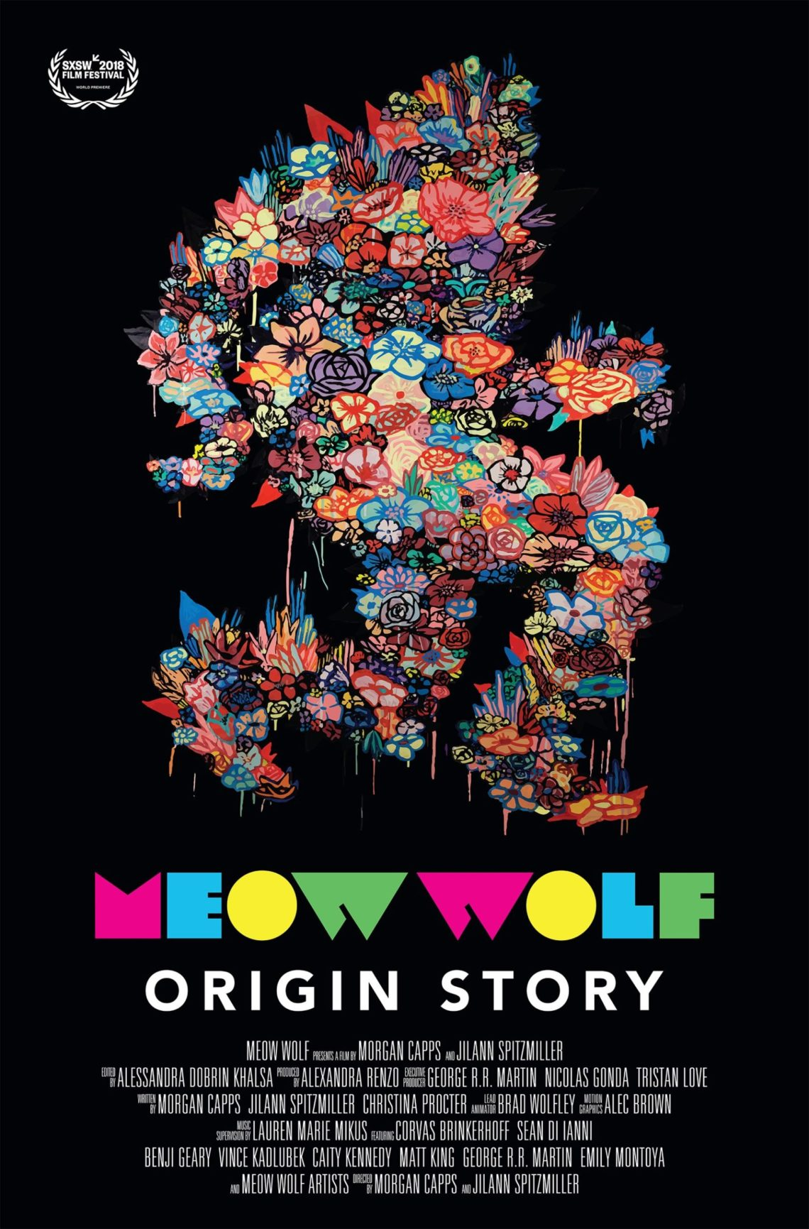 Meow Wolf: Origin Story - Meow Wolf