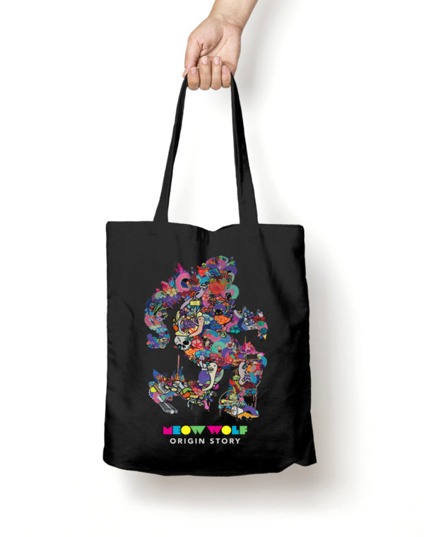 Origin Story Tote Bag
