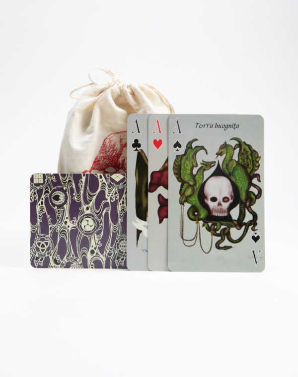 The Playing Card Oracles: Alchemy Edition [Large]