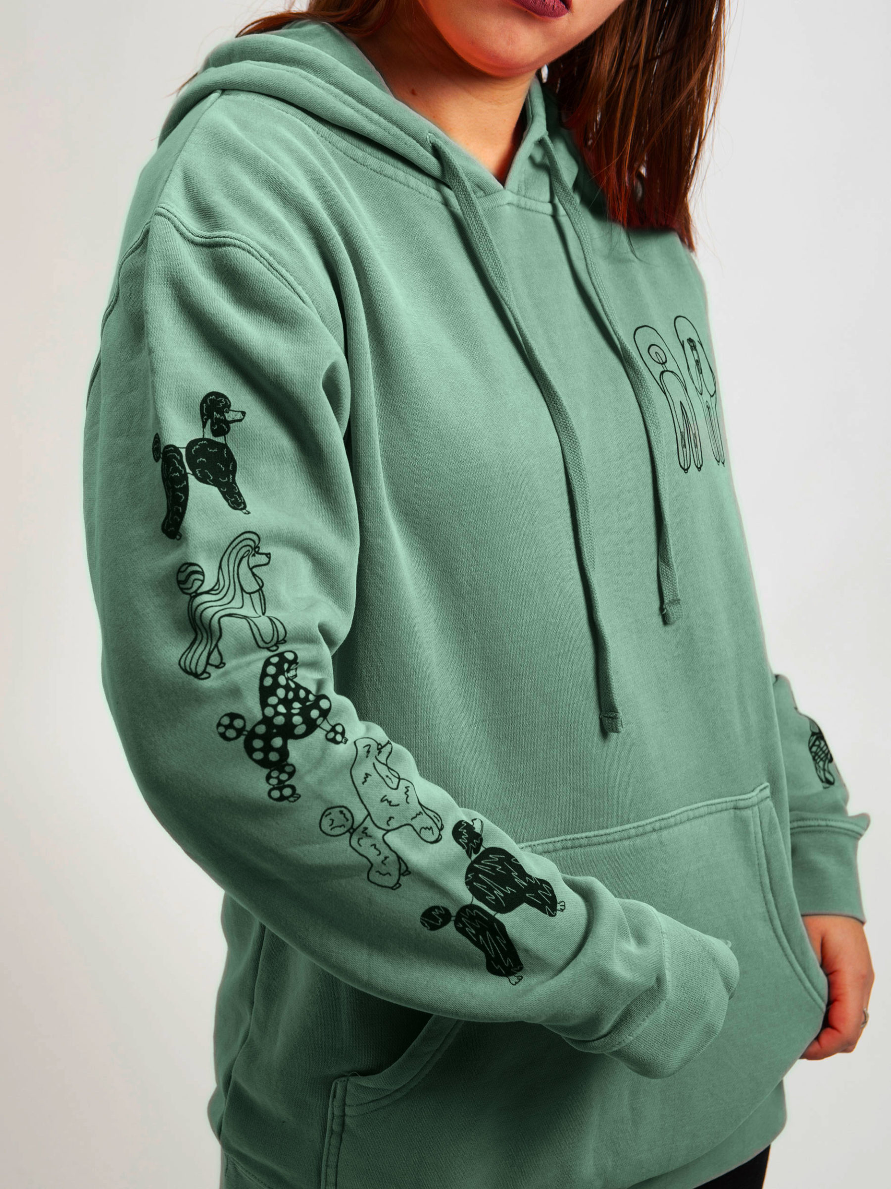 LC_Poodle_Hoodie_Mint_Meow_Wolf_7
