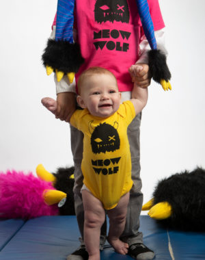 Meow Wolf Baby Bodysuit