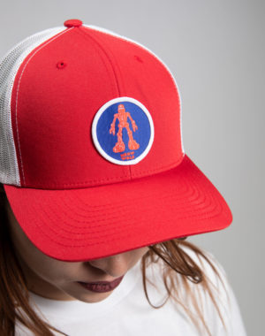 Robot Trucker Hat (2 colors)