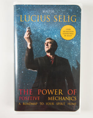 The Power of Positive Mechanics VHS Tape