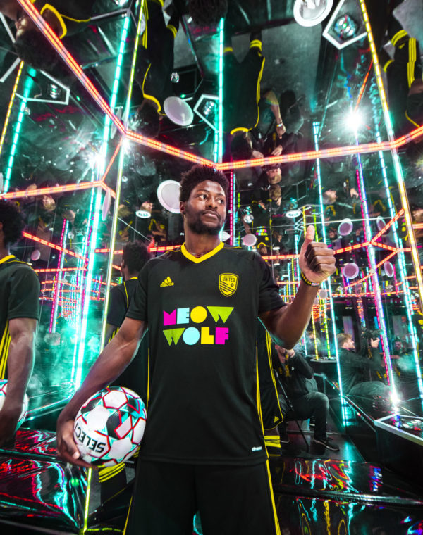 NM United x Meow Wolf Jersey