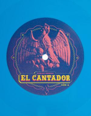 """Carlos Medina: El Cantador"" Vinyl"