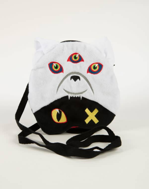 Meow Wolf Crossbody Shoulder Bag