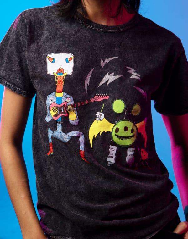 Sentient Band T-Shirt