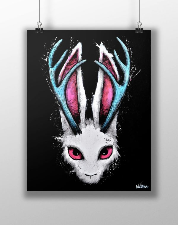Max_Neutra_Print_Jackalope_Meow_Wolf
