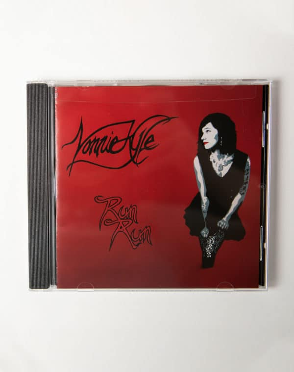 """Vonnie Kyle: Run Run"" CD"