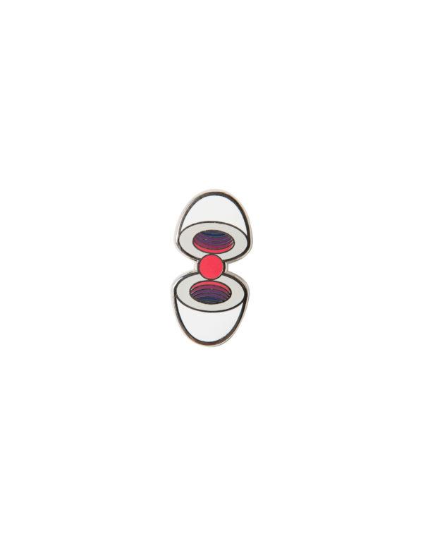 KLS Cosmic Egg Pin