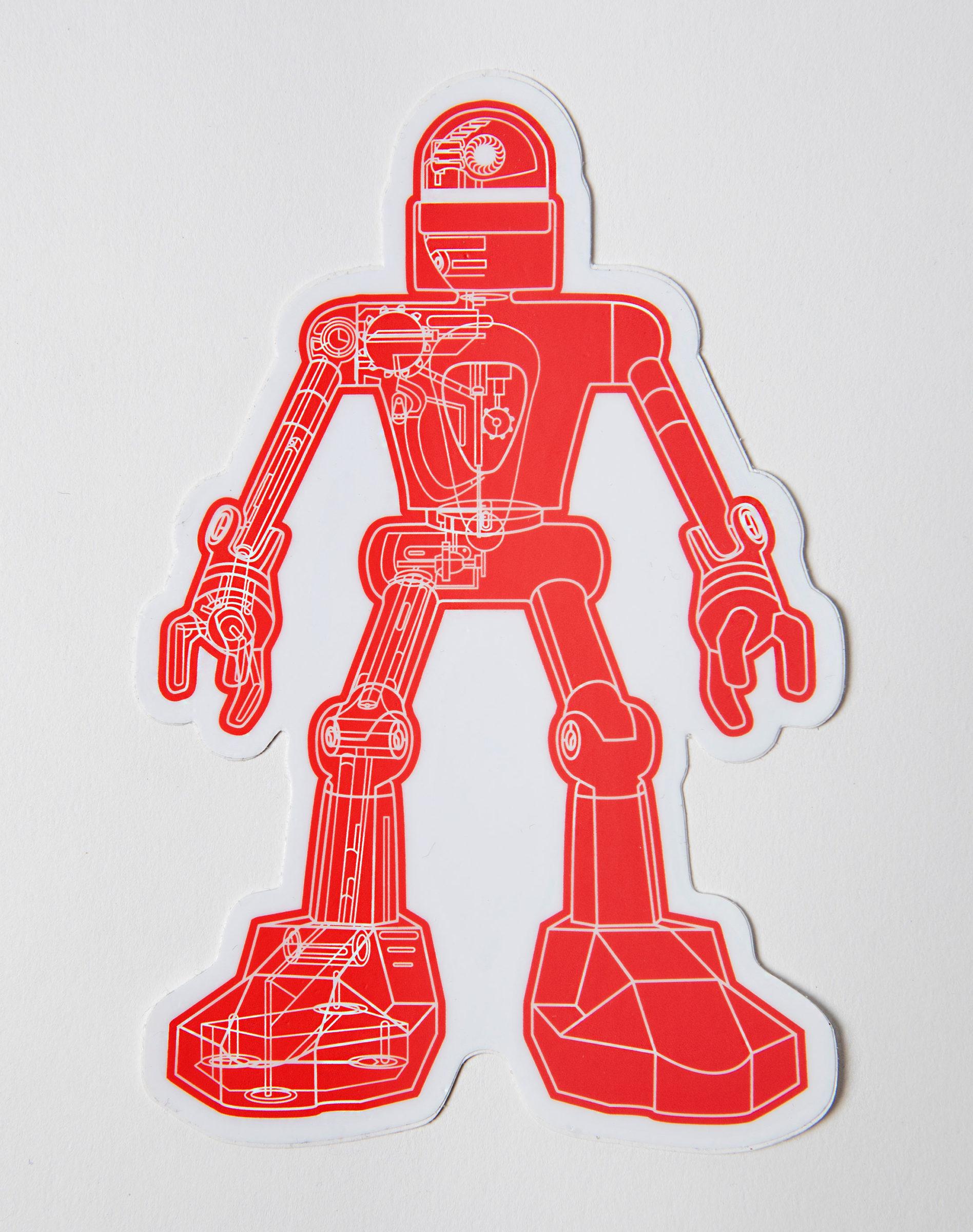 Robot_Sticker_Meow_Wolf