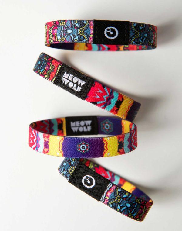 Kaleidoscape Wristband