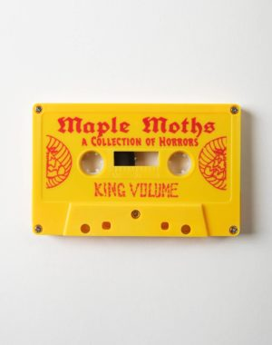 A Collection of Horrors! by Maple Moths - Cassette