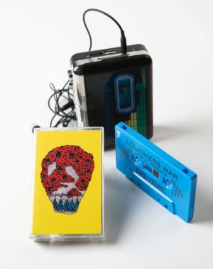 Loudness_War_King_Volume_Cassette_Meow_Wolf