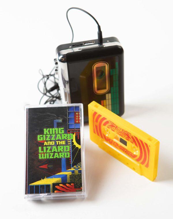 Polygondwanaland by King Gizzard and the Lizard Wizard - Cassette