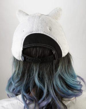 Meow Wolf Plush Cap