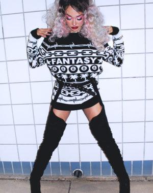 Future Fantasy Delight - Ultimate Fantasy Sweater