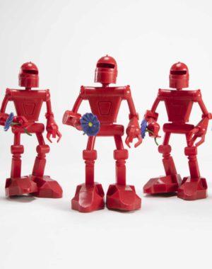 Robot Figurine Toy