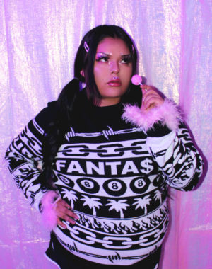 Future Fantasy Delight - Ultimate Fantasy Sweater