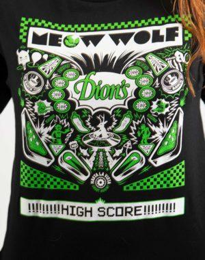 MW x Dion's Long Sleeve T-Shirt