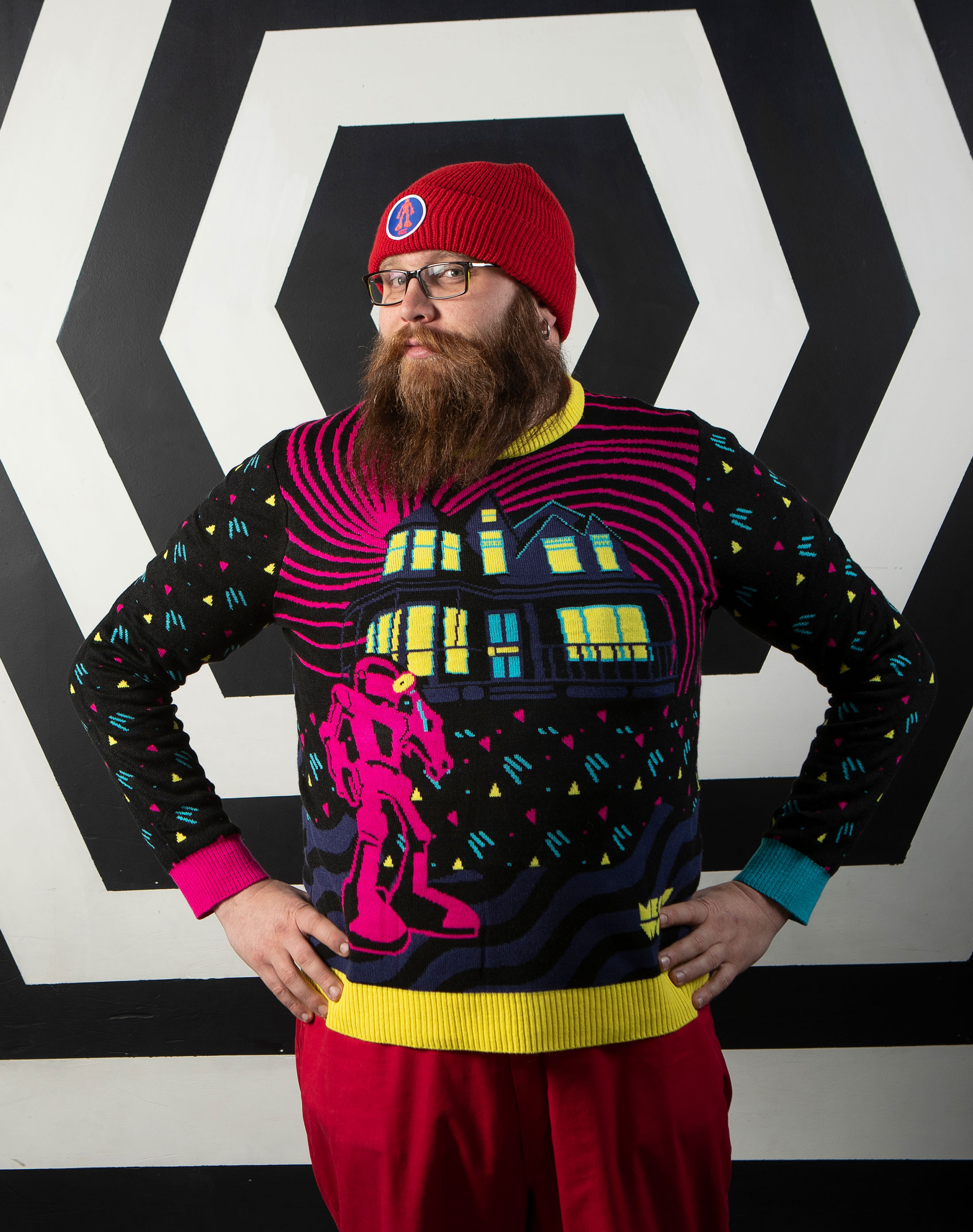 Robot_Holiday_Sweater_Meow_Wolf_4