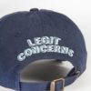 Silent Contemplation Dad Hat - Legit Concerns - Meow Wolf