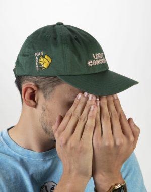 I've Got Legit Concerns Dad Hat - Legit Concerns - Meow Wolf