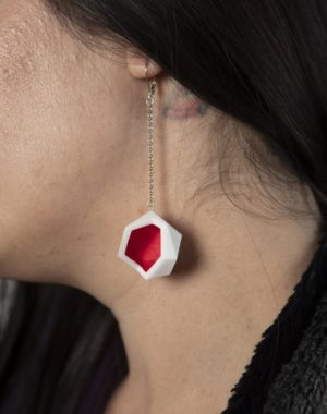 3D Printed Earrings