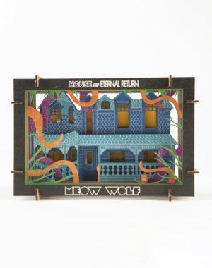 3D Diorama - HoER - Meow Wolf