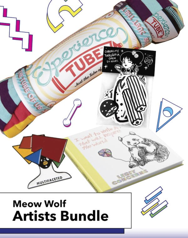 Meow Wolf Artists Bundle