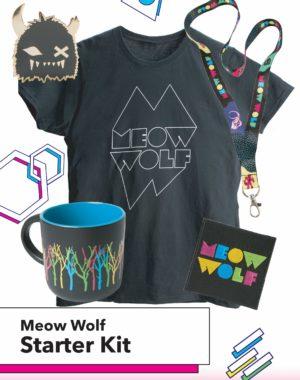 Meow Wolf Starter Kit
