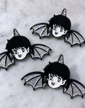 Future Fantasy Delight - Devil Baby Pin