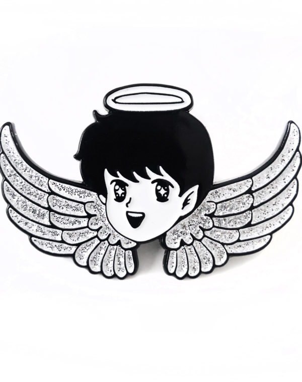 Future Fantasy Delight - Angel Baby Pin